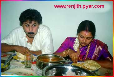 Wedding photo of Dilip-Manju